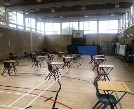Gymnasium SHF