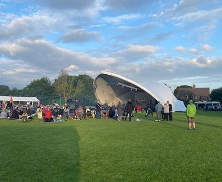 Summer Concert Stage 2